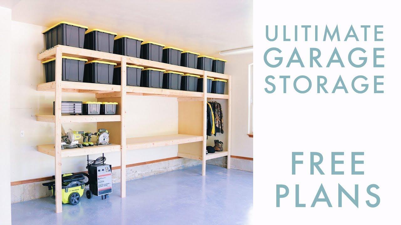 Storage Solutions For Garages Konzertefans