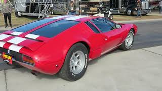 1969 DeTomaso Mangusta Shelby MKV Prototype