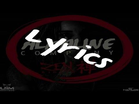 Alkaline - Company [Explicit] - Lyrics - February 2016 @Dunkley23_