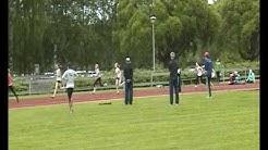 T13 4x100m, sisulisäviestit, 16.6.2009, Lieksa
