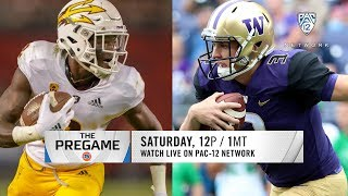 Arizona State-Washington football game preview