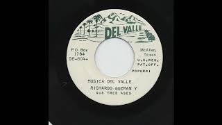Ricardo Guzman - Musica Del Valle - Del Valle de-804+