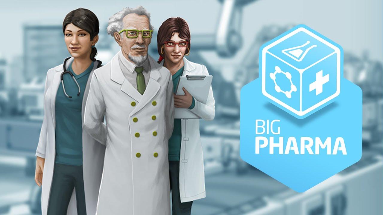 Let S Play Big Pharma Part 1 Youtube