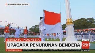 Upacara Penurunan Bendera Sang Merah Putih di Istana Merdeka, Upacara 17 Agustus 2019