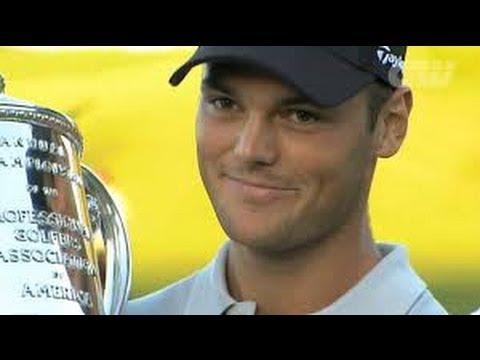 Martin Kaymer wins U S  Open 2014