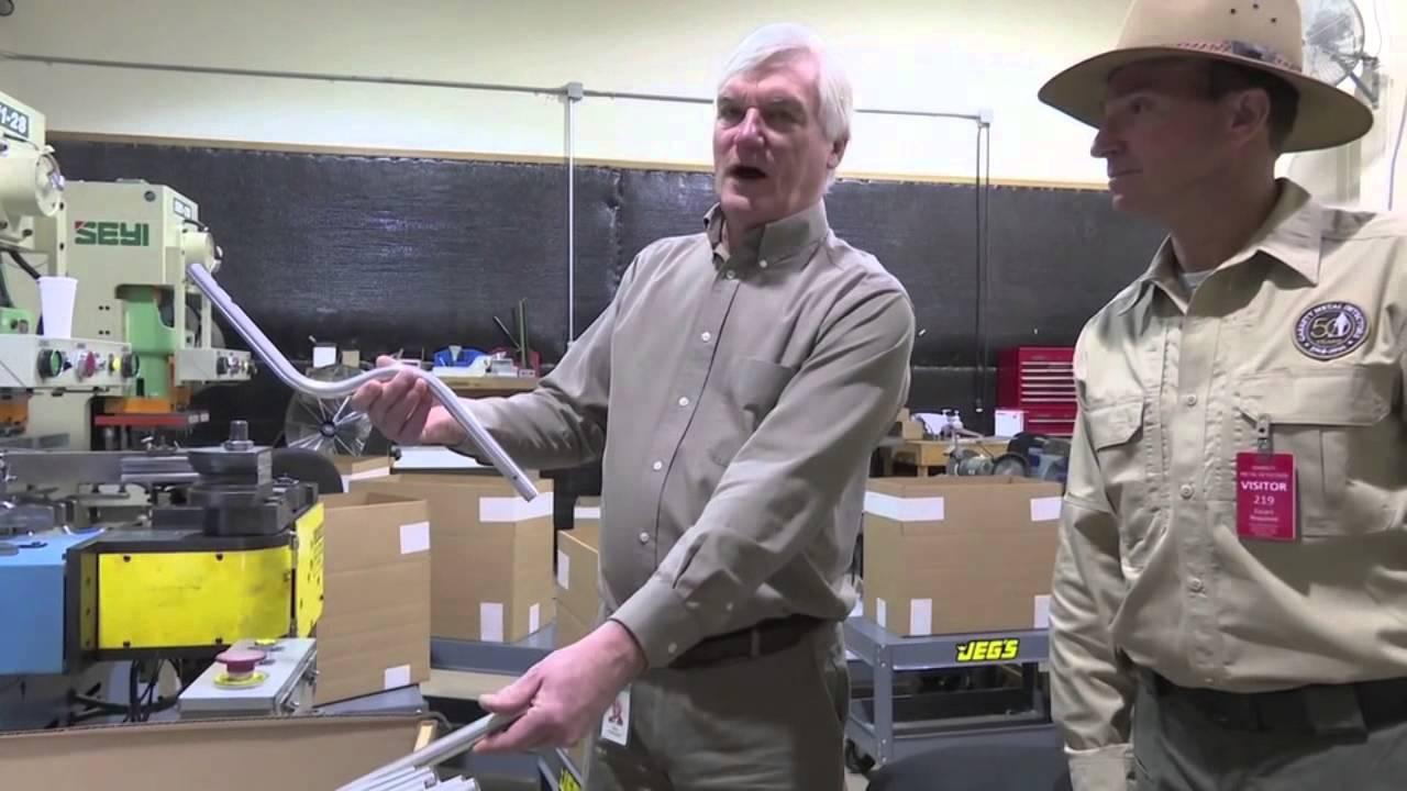 A Tour of the Garrett Metal Detectors Factory, Garland, Texas