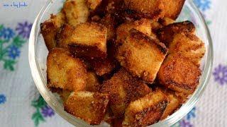 Bread Popcorn.!||Bread Popcorn recipe