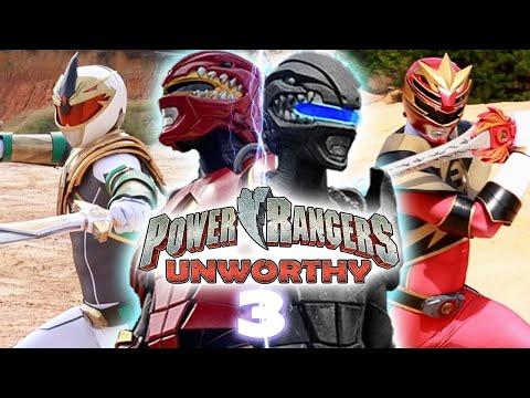 Download Power Rangers Unworthy: Episode 3