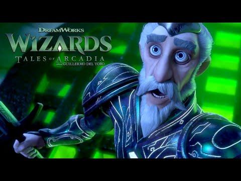 Wizards: Guillermo del Toro apuesta por otra serie mágica