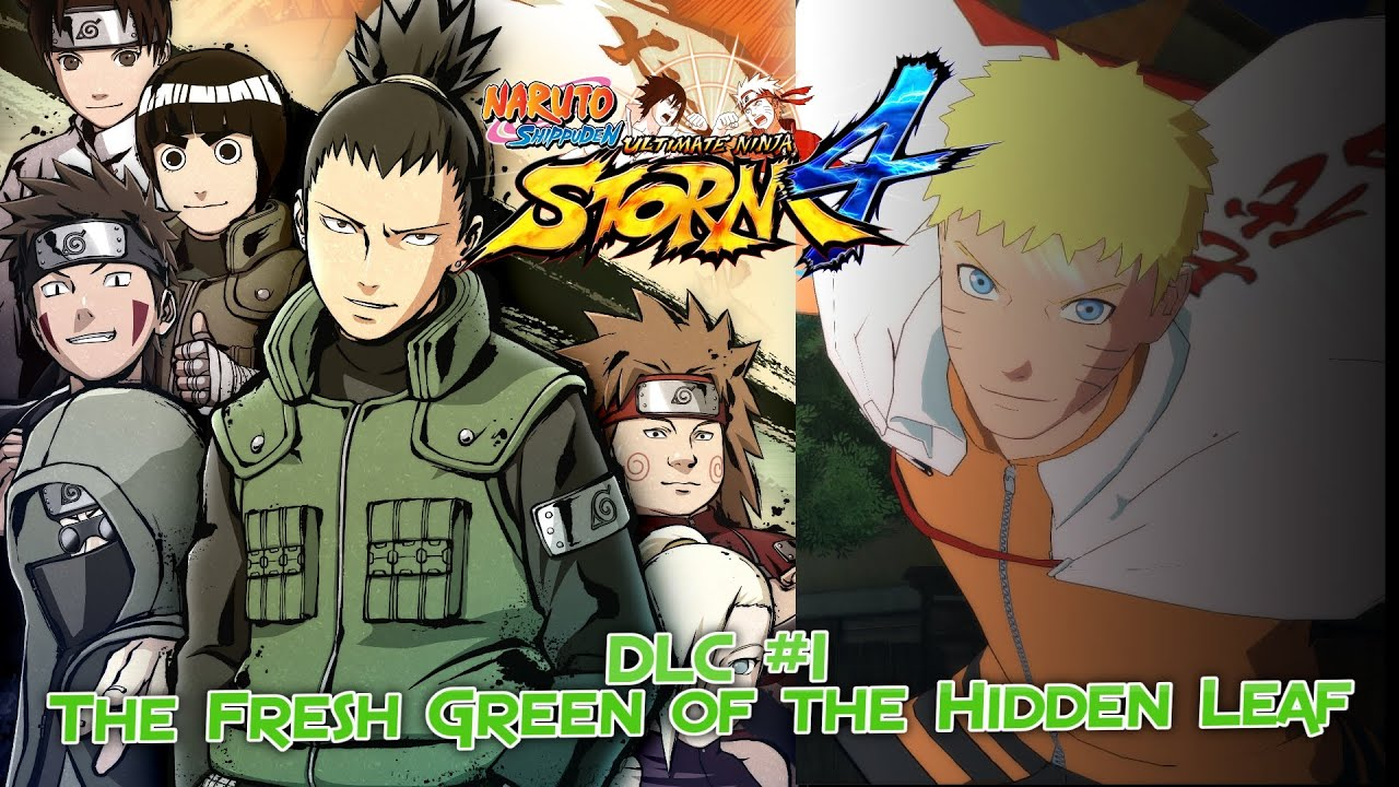 Naruto Shippuden Ultimate Ninja Storm 4' News: Demo Version Rolling ...