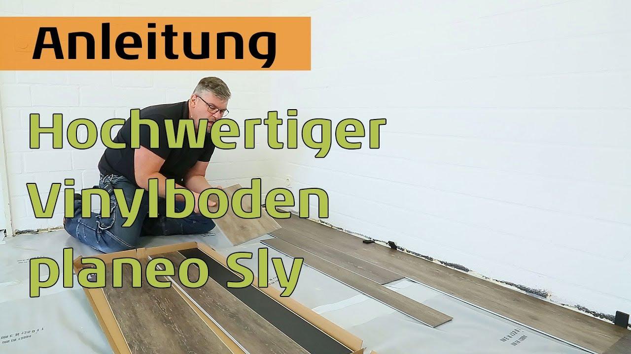 Hochwertiger Vinylboden Planeo ISOCORE Sly YouTube - Vinylboden für nassräume