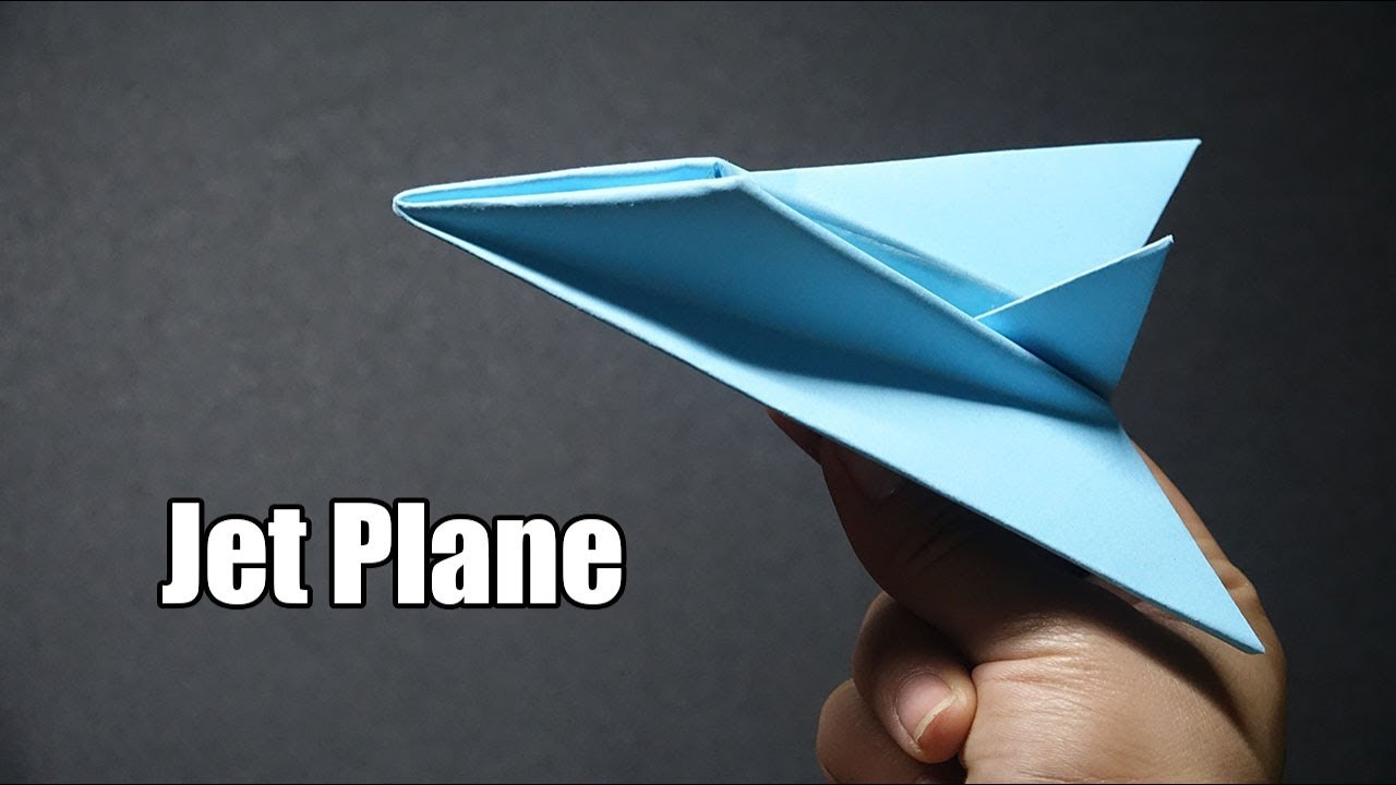 How to make the EAGLE PAPER PLANE from the MOVIE paper planes ... | 720x1280