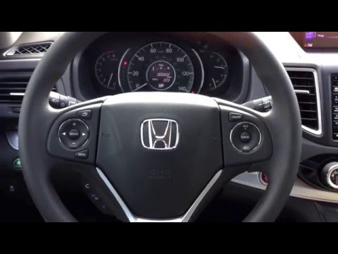2016 Honda CRV EX