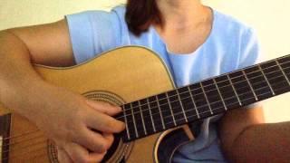 Thương (Lê Cát Trọng Lý) guitar cover by DHC