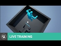 Building a Jump Pad | Live Training | Unreal Engine