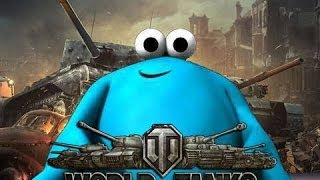 World of Tanks - T71 - Scouting, Snurgling, Circling, Being A Royal Pain In The Arse