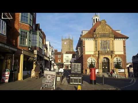 Marlborough Wiltshire Merry England.