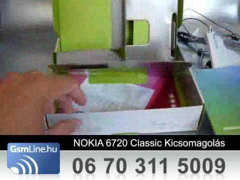 NOKIA 6720 Classic | www.GsmLine.hu