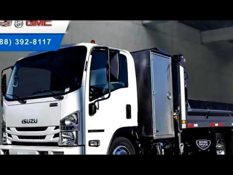 New 2018 Isuzu NRR for sale in Kelowna, BC