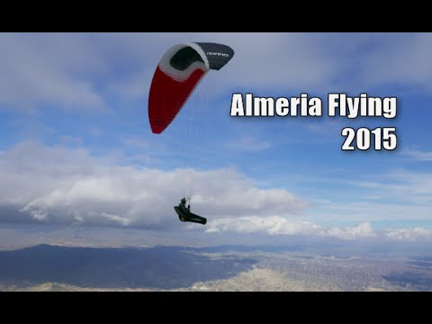 Almeria Flying  2015