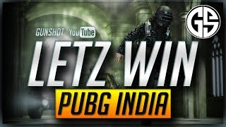 Indian  Gamer Noob Plays PUBG Live