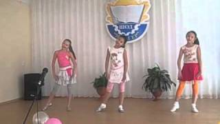 5th Grade Barbie Girl Performance