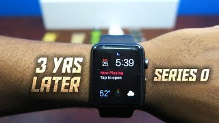 apple Watch Sport Series 0 (42mm Space Gray)  3 Years Later Review