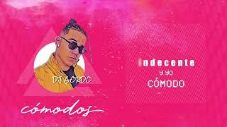 cómodos - dj gordo | dg records music | Lyric | NUEVO 2019
