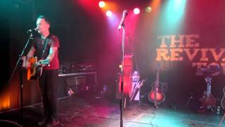 Dave Hause with Chuck Ragan & Dan Andriano - Trusty Chords @ Revival Tour Portsmouth