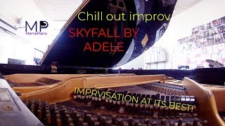 CHICKEN LITTLE | Skyfall By Adele | Chill Out Improv #PusaRoadTo8k thumbnail