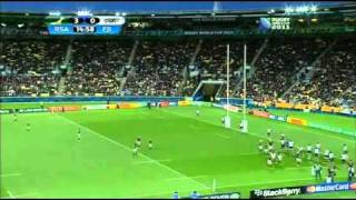 Rugby union South Africa vs Fiji at Wellington, New Zealand part 2.