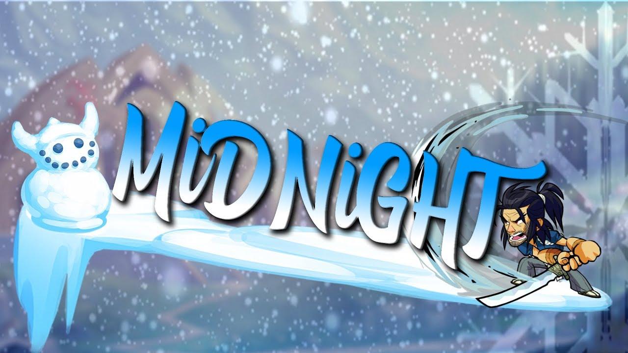 Midnight - Brawlhalla Montage (+CC giveaway)