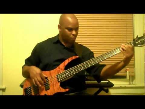 Dynasty - I Just begun to love you- Bass cover by bsmooth512