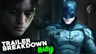 The Batman 2021 - Tamil Trailer BREAKDOWN(தமிழ்)