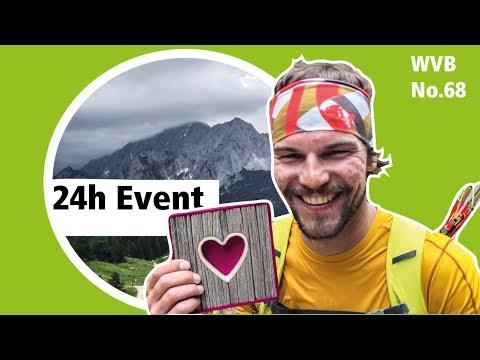 DAS macht das Herz beim Wandern /24h.v. Bayern/ Alpenwelt Karwendel