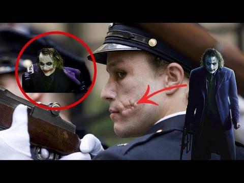 El Macabro Origen del Joker de Heath Ledger
