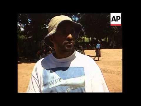 UN starts food distribution programme to prevent crisis