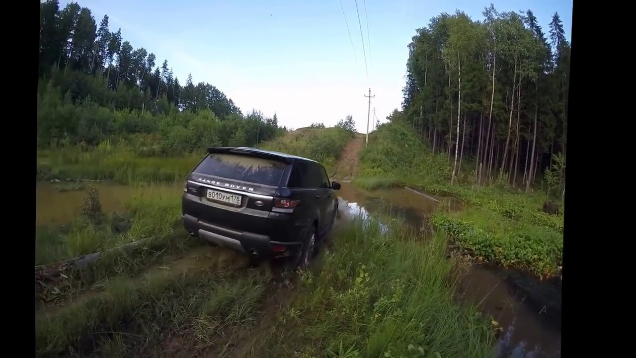 Range Rover Sport Water Test Deep Water For Range Rover Sport Range Rover  Range Rover River