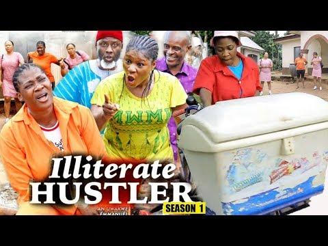 ILLITERATE HUSTLER SEASON 1 - New Movie - Mercy Johnson 2019 Latest Nigerian Nollywood Movie Full HD