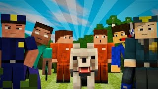 funny vines minecraft animation