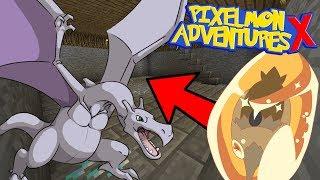 CUD NARODZIN! CZY MÓJ AERODACTYL BĘDZIE KOXEM?! - Pixelmon Adventures X #10 /w Hunter
