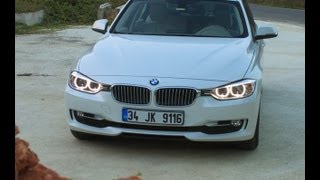 Test - BMW 320i ED