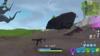 NEW GLITCH FORTNITE OF THE SHADOW