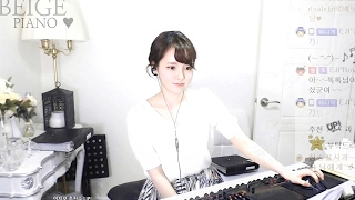 Live 로빈스필버그 Robin Spielberg 캐논 An Improvisation On The Canon In D