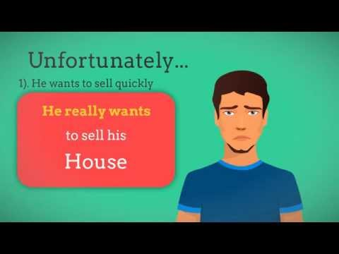 Real Estate Investor Video Template #1 [Male Home Seller]