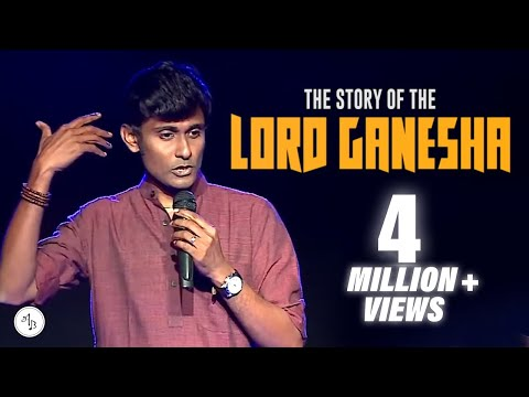 The Story of LORD GANESHA - Standup Comedy by Alex Mp3