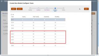 Creating Strategic Models in Oracle Enterprise Planning Cloud video thumbnail