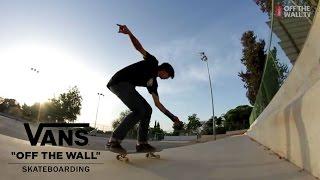 Vans Israel Skate - Aviram Shiker