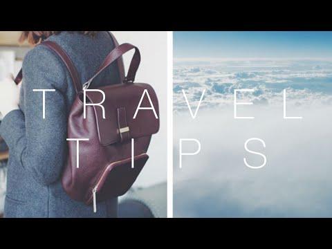 My In-Flight Essentials & Travel Tips | ViviannaDoesLifeStuff