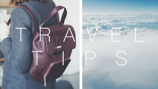 My In-Flight Essentials & Travel Tips | ViviannaDoesLifeStuff